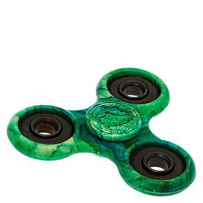 Green Stone Fidget Disc,