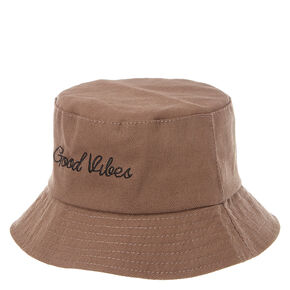 Good Vibes Bucket Hat,