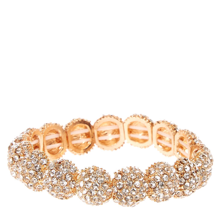 Fireball Bracelet in Rose Gold,