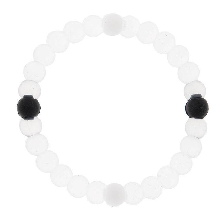 White Fortune Bracelet,