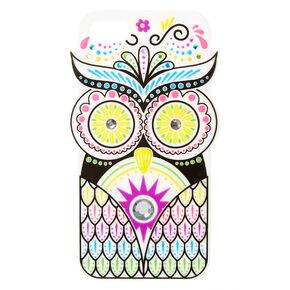 Dramatic Owl Phone Case,