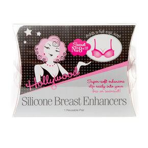 Hollywood Silicone Breast Enhancers,