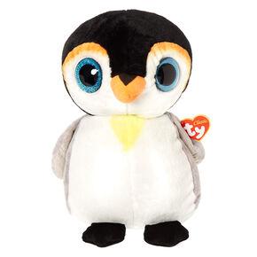 TY Beanie Boo Large Pongo the Penguin Plush Toy,