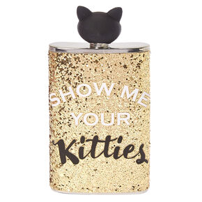 Show Me Your Kitties Flask,