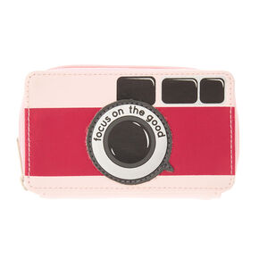 Focus On The Good Camera Purse,