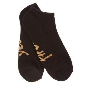 F#CK YEAH Ankle Socks,