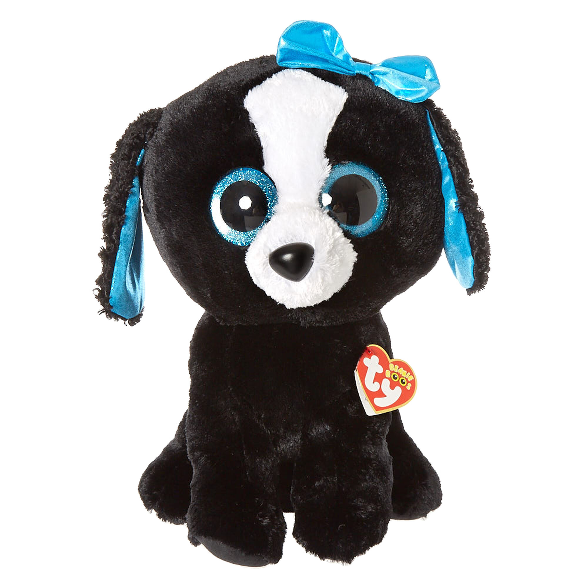 Ty Beanie Boos Medium Tracey The Dog Plush Toy Claire S Us