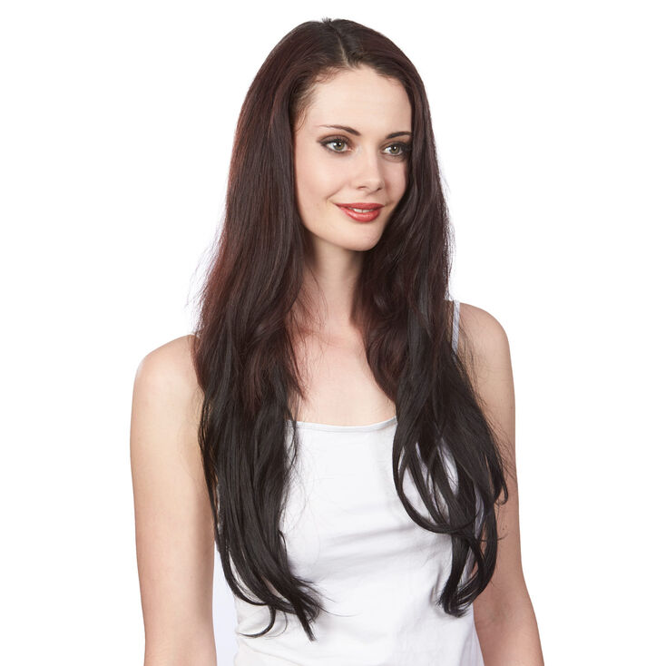 Xl hairstyle scunci style able faux hair xl extensions for Chaise patchwork xl style