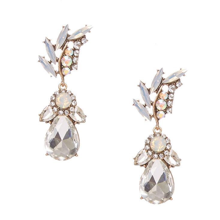 Delilah Opal Drop Earrings,