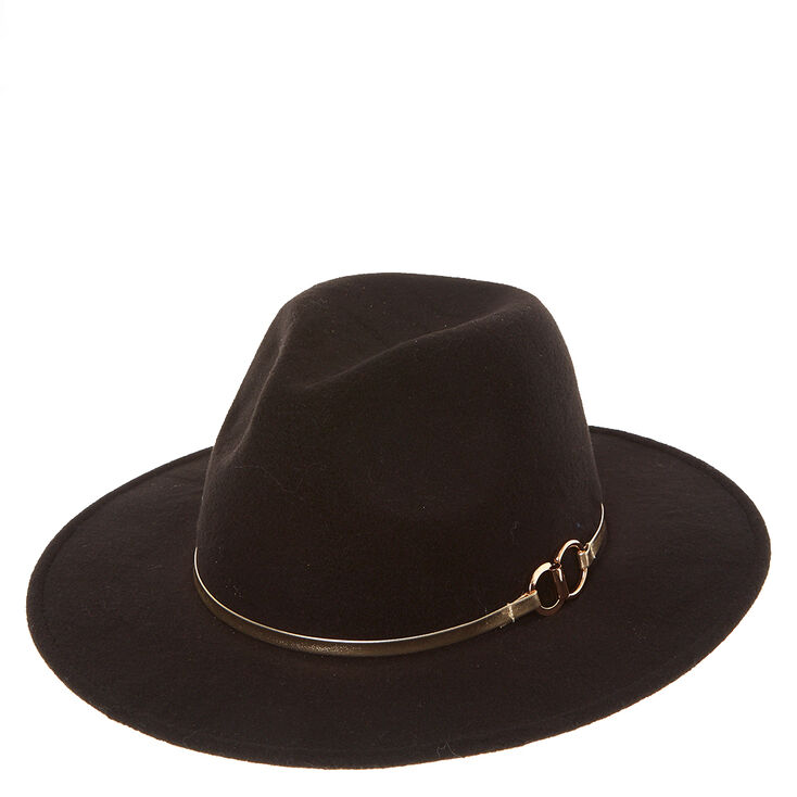 Western Flat Brim Black Hat at Icing in Victor, NY | Tuggl