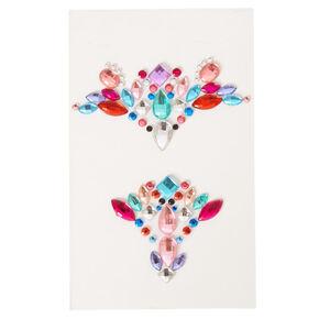 Pastel-Colored Skin Gems,