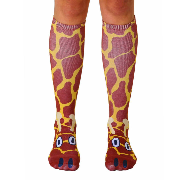 Living Royal Giraffe Knee High Socks,