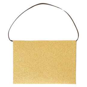 Black and Gold Gift Card Holder,