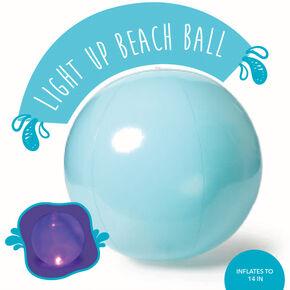 Light Up  Beach Ball,