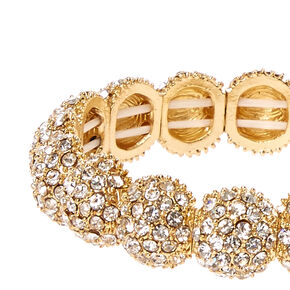 Golden Ball Bracelet,