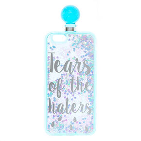 Hater Tears Liquid Fill Phone Case,