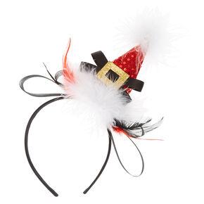 Mrs. Santa Claus Fashion Headband,