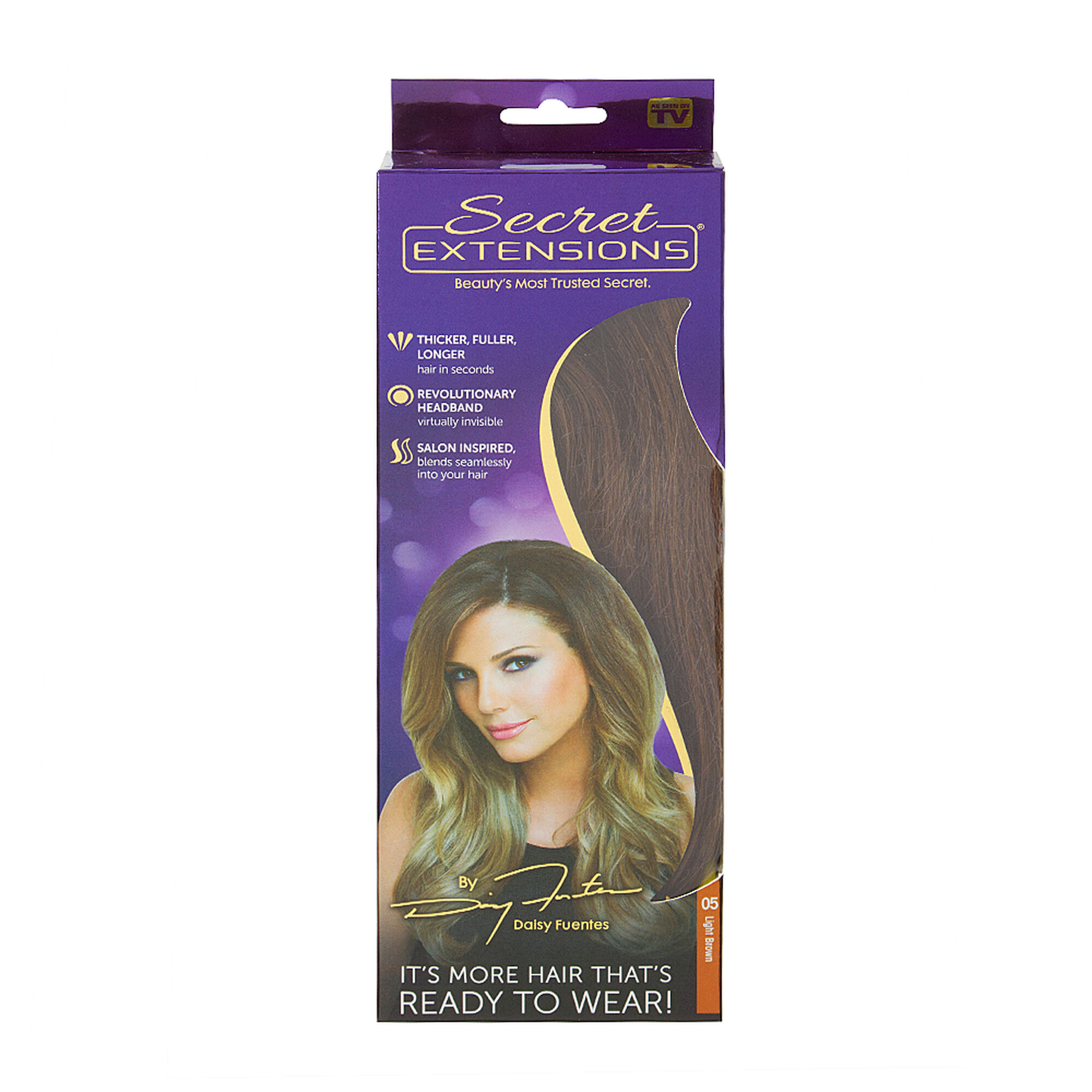 Secret extensions by daisy fuentes icing us secret extensionsreg by daisy fuentes pmusecretfo Gallery