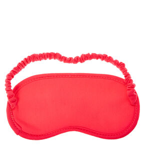 I Can't Adult Today Hot Pink Sleep Mask,