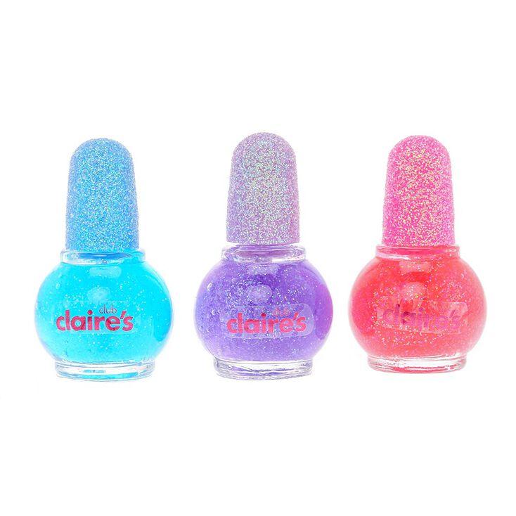 Nail Polish Catalog: Kids Mini Glitter Nail Polish Set
