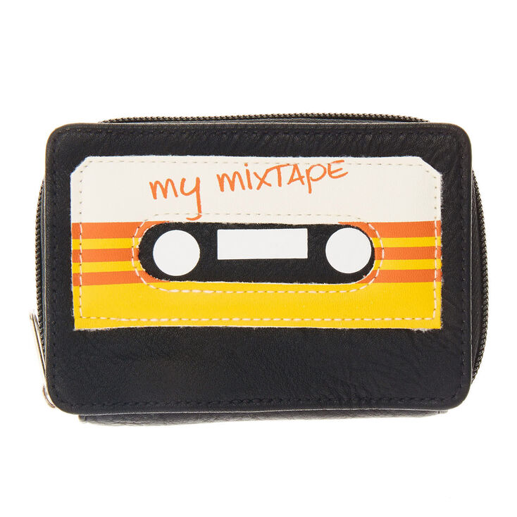 Mix Tape Coin Purse,