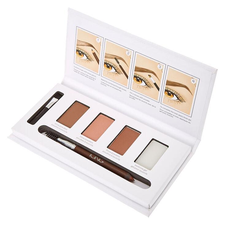 Eyebrow Makeup Kit,