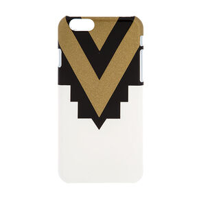 Gold and Black Art Deco Phone Case,