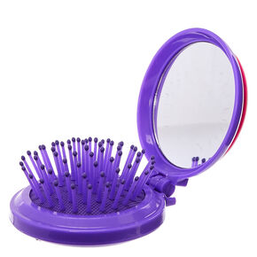 Donut Bling Pop Up Brush Compact,