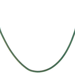 Mint Chain Choker Necklace,