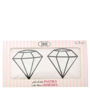 Diamond Peel and Stick Pasties,
