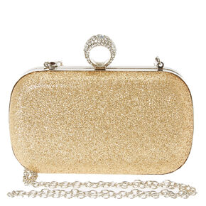 Gold Ring Clutch Box,