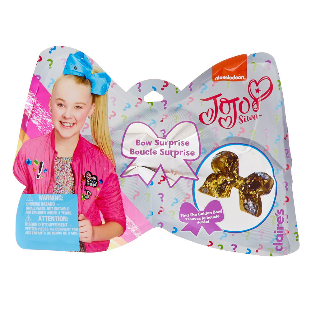 Jojo Siwa Bow Surprise Blind Pack Claire