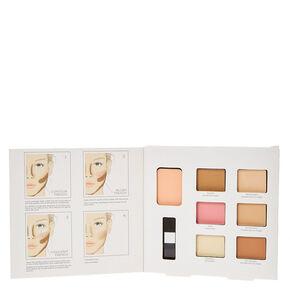 Highlight and Glow 6-Piece Contour Kit,
