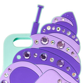 Pastel Shell Phone Case,