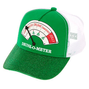 Drunk-O-Meter Trucker Hat,