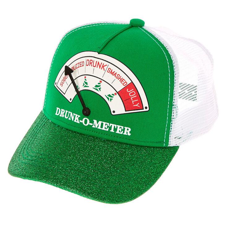 Drunk-O-Meter Trucker Hat,