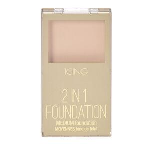 Medium 2 in 1 Wet & Dry Foundation,