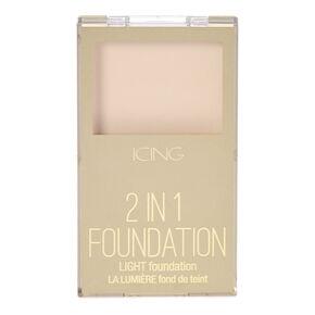 Light 2 in 1 Wet & Dry Foundation,