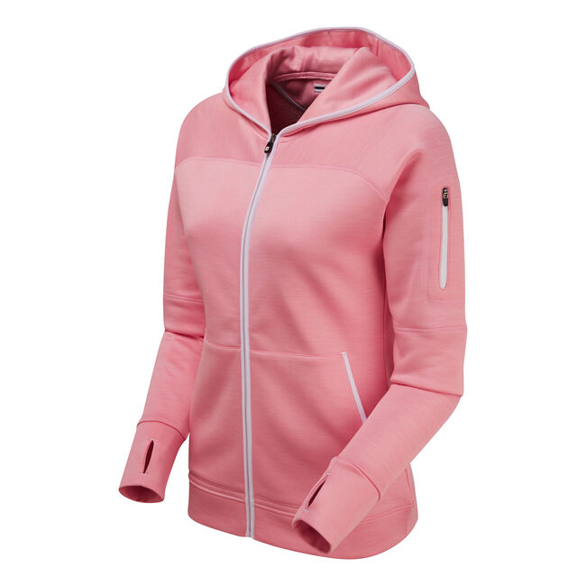 Damen's Full-Zip Hoody