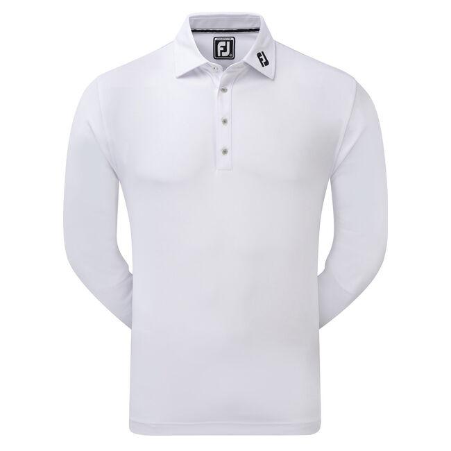 Men 39 s golf shirts golf polos footjoy for Name brand golf shirts