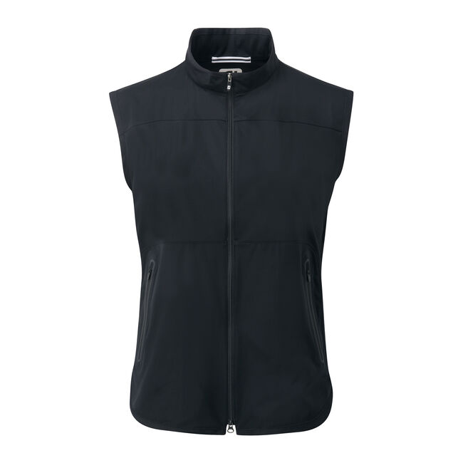 Lightweight Softshell Golf Vest Damen