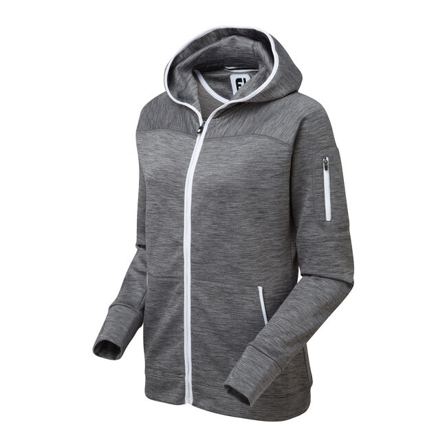Full-Zip Hoody Damen