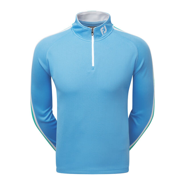 Athletic Fit Textured ChillOut Pullover