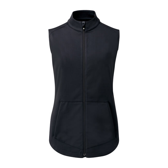 Damen's Full-Zip Brushed ChillOut Vest