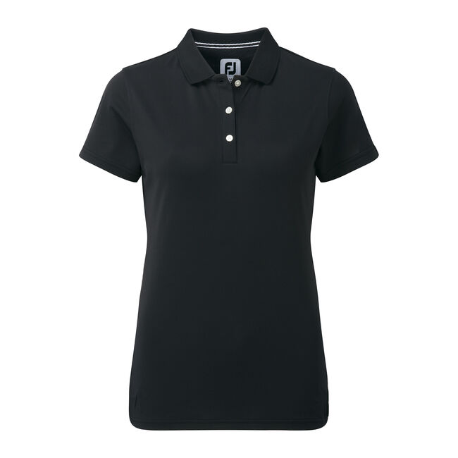 Stretch Pique Solid Women