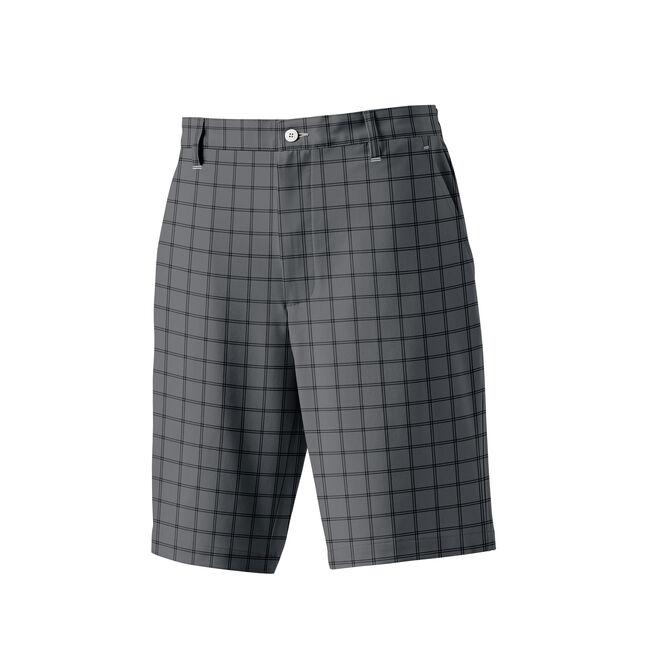 Plaid Shorts-Previous Season Style