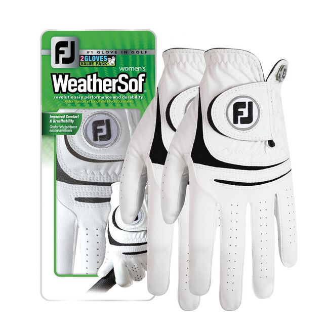 WeatherSof 2-Pack Women