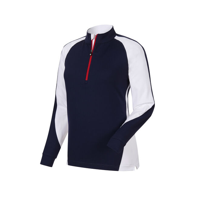 Brushed Sport Half-Zip Junior