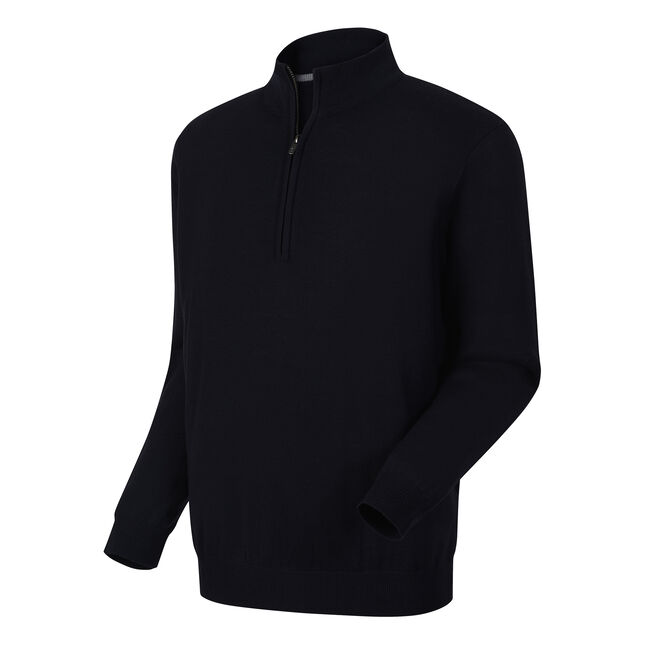 Merino Half-Zip Golf Sweater