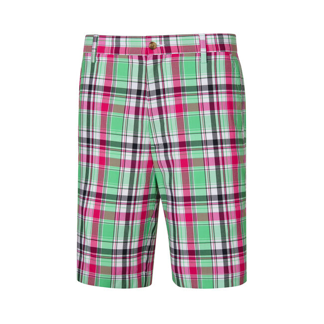 Madras Shorts-Previous Season Style